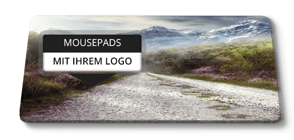 mousepad mit logo bedruckt slider motiv mit Logo 9